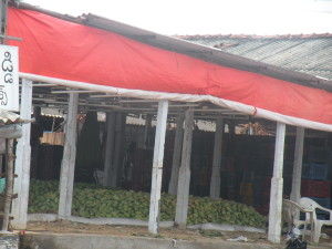 nunna-Mango market
